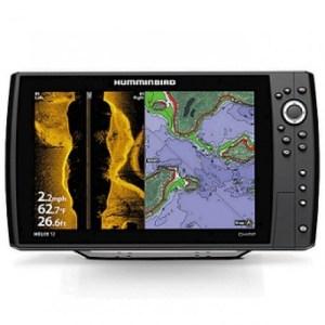 HUMMINBIRD HELIX 12 CHIRP SI FISHFINDER GPS COMBO