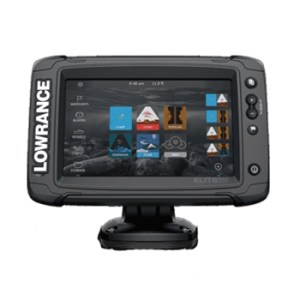 Lowrance Elite 7 Ti2 with CMap Lake Charts and 3 in 1 Transducer