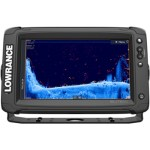 Lowrance Elite 9 Ti2 with Nav+ Charts and 3 in 1 Transducer