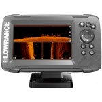 Lowrance HOOK2 5 TripleShot with US Inland Lakes
