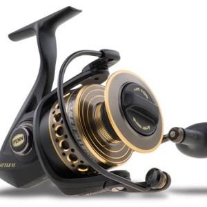 PENN BATTLE II FISHING REEL - MODEL 2500