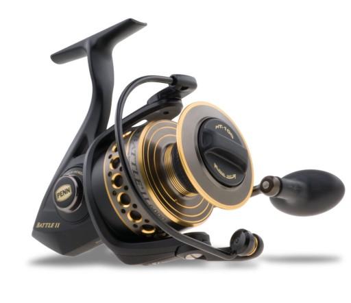 PENN BATTLE II FISHING REEL - MODEL 3000