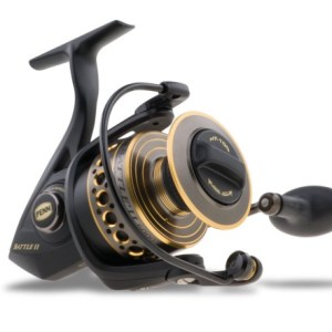 PENN BATTLE II FISHING REEL - MODEL 3000