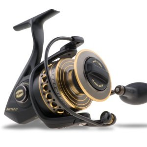 PENN BATTLE II FISHING REEL - MODEL 5000