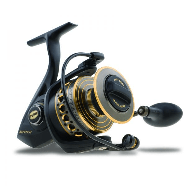 PENN BATTLE II FISHING REEL - MODEL 6000