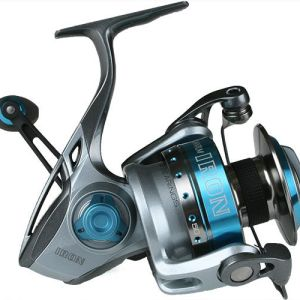 QUANTUM IRON SPIN FISHING REELS (MEDIUM SIZES)