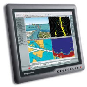 "RAYMARINE G170 ULTRA BRIGHT 17"" MARINE DISPLAY"