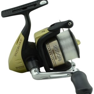 SHIMANO HYPERLOOP 2500 FISHING REEL WITH LINE