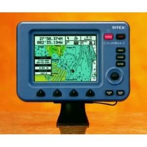 SI-TEX COLORMAX 6 GPS CHARTPLOTTER