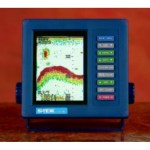 SI-TEX CVS-106L COLOR SONAR FISHFINDER (NO TRANSDUCER)