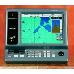SI-TEX TRAWL PLOT 12 ADVANCED GPS CHARTPLOTTER