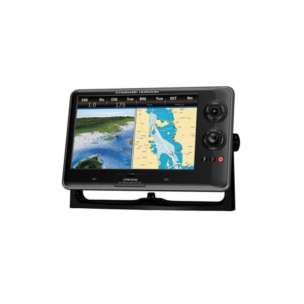 STANDARD HORIZON 10 inch Touchscreen Network Plotter Internal GPS