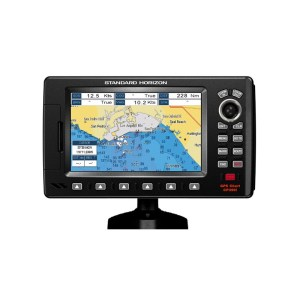 STANDARD HORIZON Chart Plotter, 7inch color, GPS, C-Map