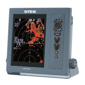 "Si-Tex T-2041 4kW Radar with 25"" Radome"