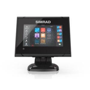 Simrad GO5 XSE with C-Map Insight Pro Charting