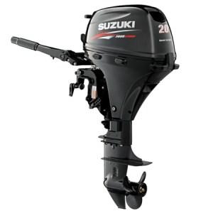 Suzuki 20 HP DF20ATHL2 Outboard Motor