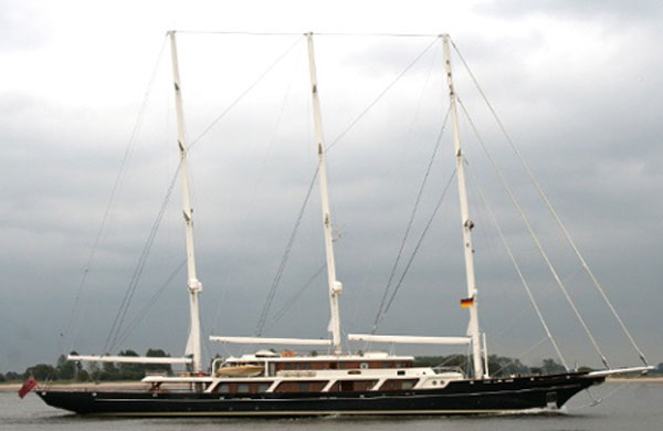 Eos Super Yacht Caught Fire In Norway Ships For Sale
