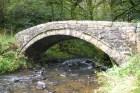 Washgate Bridge on the Dove