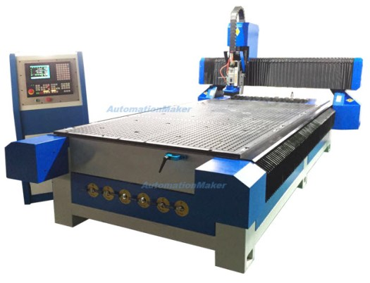 CNC Router Blue King