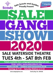 Sale Gang Show Tickets Now on Sale