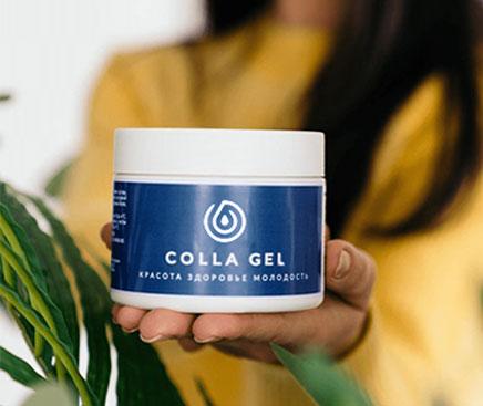 Colla Gel - питьевой коллаген