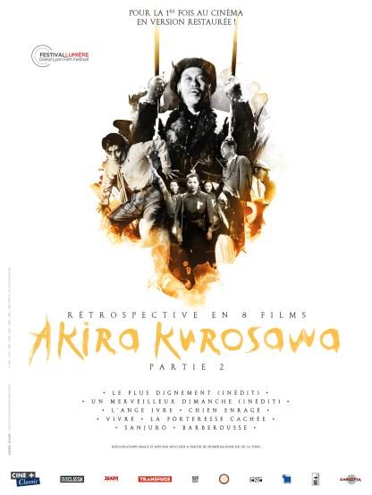 AFF RêTROSPECTIVE AKIRA KUROSAWA PARTIE 2 HD