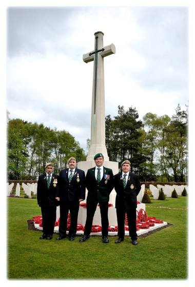 Anzac Ceremony, Cannock Chase @ Richmond Cemetery | England | United Kingdom