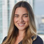 Alexia Zuloaga was recently recognized for her valued work and dedication to the Firm