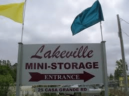 NO AUCTION Lakeville Mini Storage - Petaluma @ 25 Casa Grande Road, Petaluma, CA 94954, USA 707.778.6796 | Petaluma | California | United States