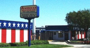 American Self Storage - Fairfield @ 606 Parker Road, Fairfield, CA 94533, USA 707.437.5400 | Fairfield | California | United States