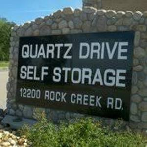 🚫 NO AUCTION - New Date TBD Quartz Dr. Self Storage - Auburn @ 12200 Rock Creek Rd, Auburn, CA 95602, USA 530.885.5010 | Auburn | California | United States
