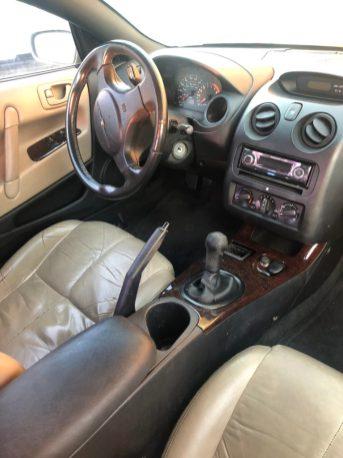 DEC 7 @ 10AM - Auburn Mini - 2001 Seabring LXI
