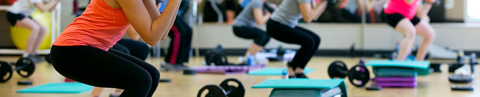 Salem Athletic Club Group Exercise Classes