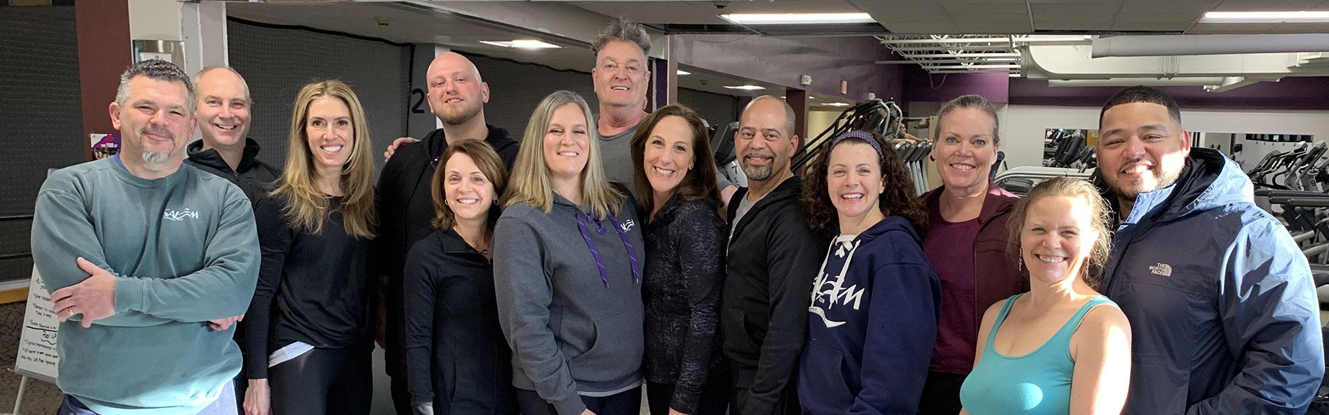 Meet the Salem Athletic Club staff