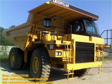 Heavy equipment Rental Machinery