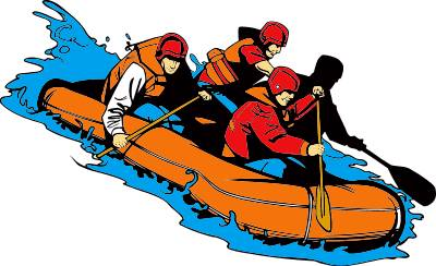 Senior Youth White Water Rafting Trip Salem Church Of Darmstadt