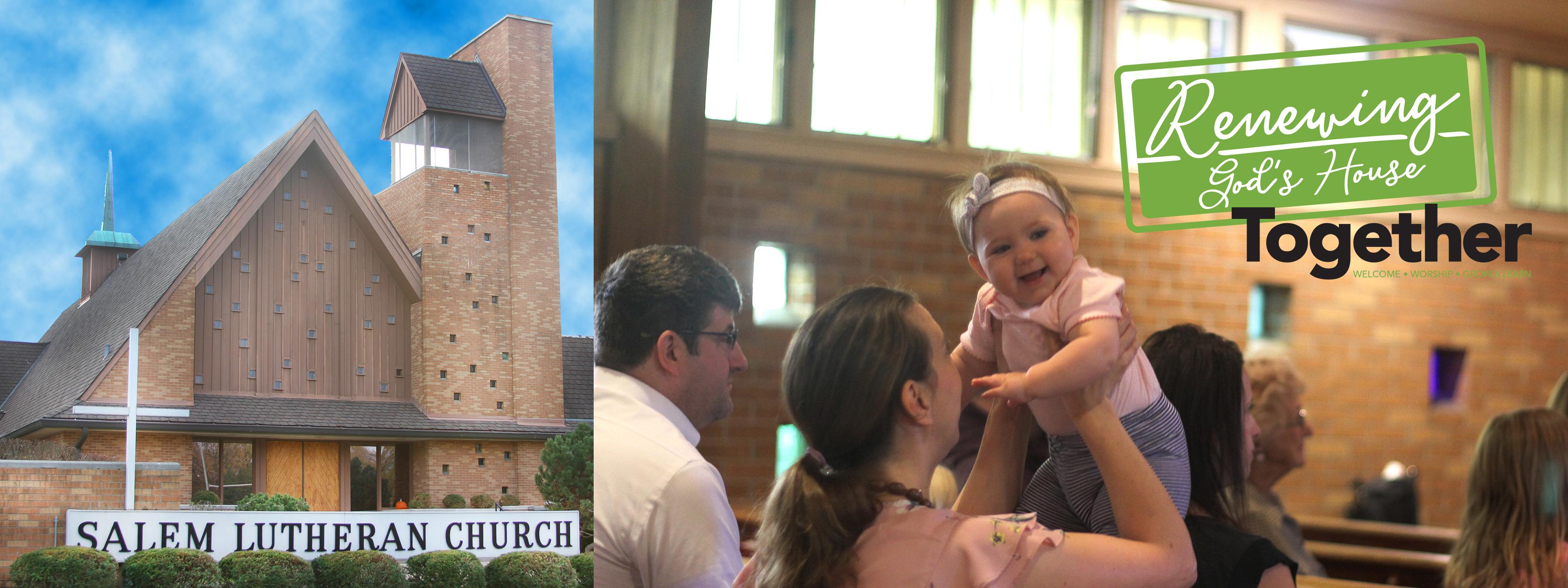 Renewing Gods House Child