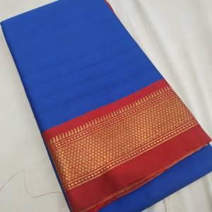 Soft Cotton Silk Sico Paithani Saree (Range-2)