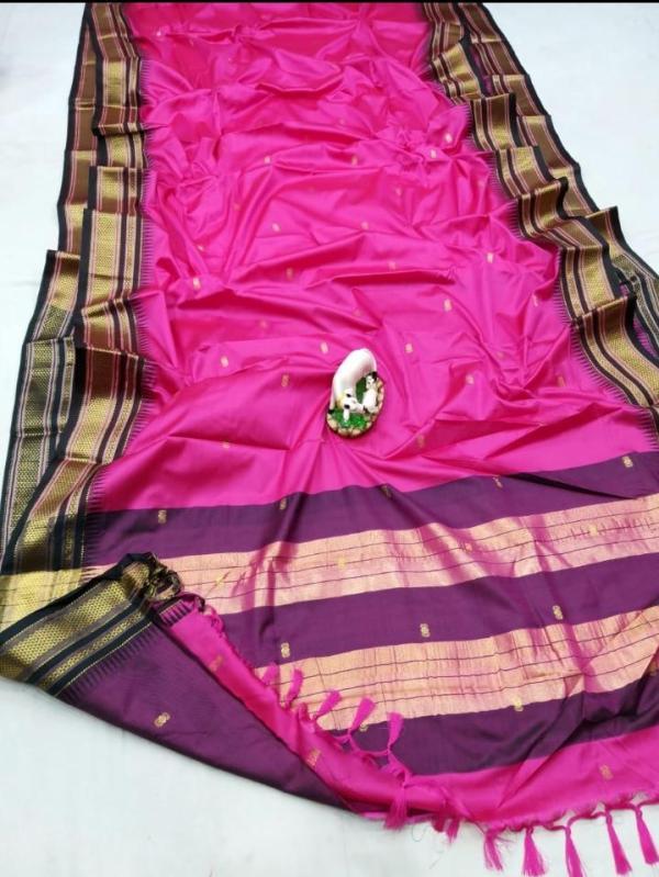 cotton silk irkal saree