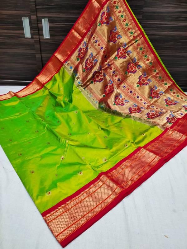 kadiyal paithani saree price