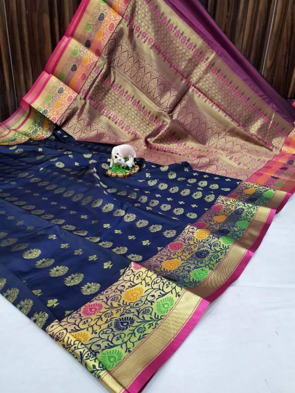 Lotus Kanchi Silk
