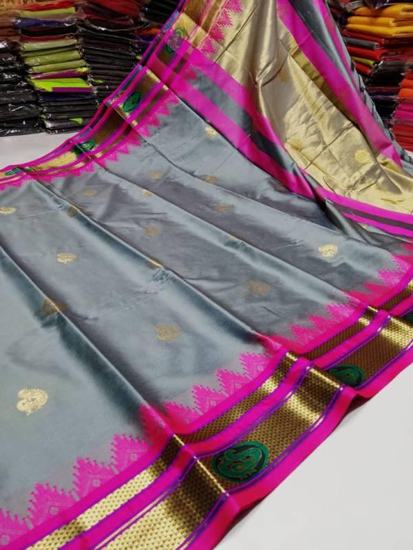ring more paithani saree
