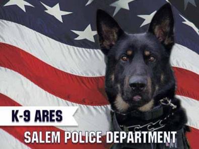 salem-police-k9-ares-flag