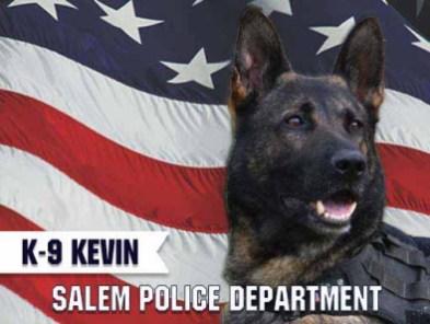 salem-police-k9-kevin-flag