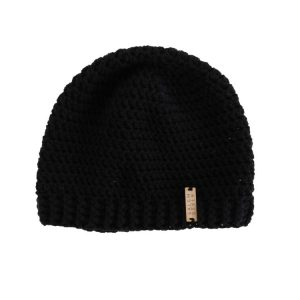 dunnie beanie in black