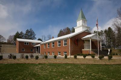 United Methodist Church Weaverville NC