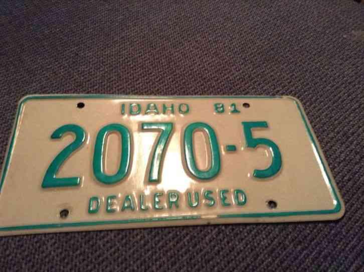 Snowmobile Utah License