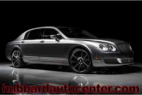 Bentley Continental Flying Spur Flying Spur Sedan 4 Door