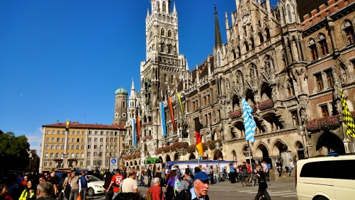 Time to Explore Munich.
