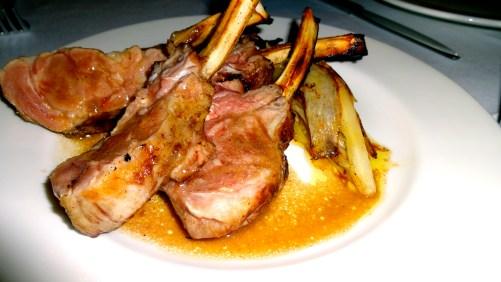 Lamb Chops.